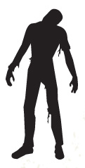 Zombie Outline
